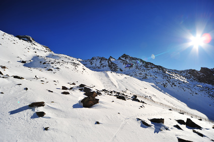 Slopes in the 3 valleys