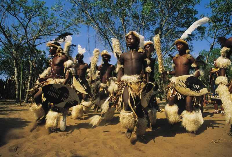Sudáfrica Zulu