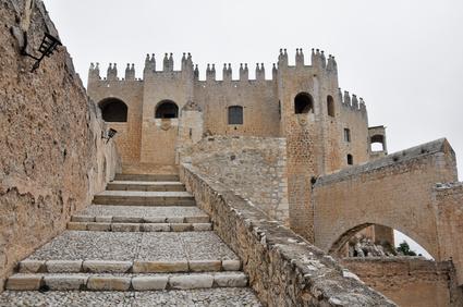 Castillo de Vélez-Blanco, Almera (Espaa)