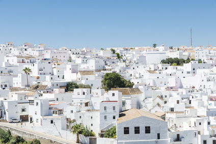 Andalusian village, Spain